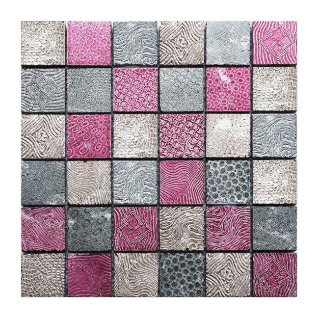 Mosaik D LIFE PURPLE