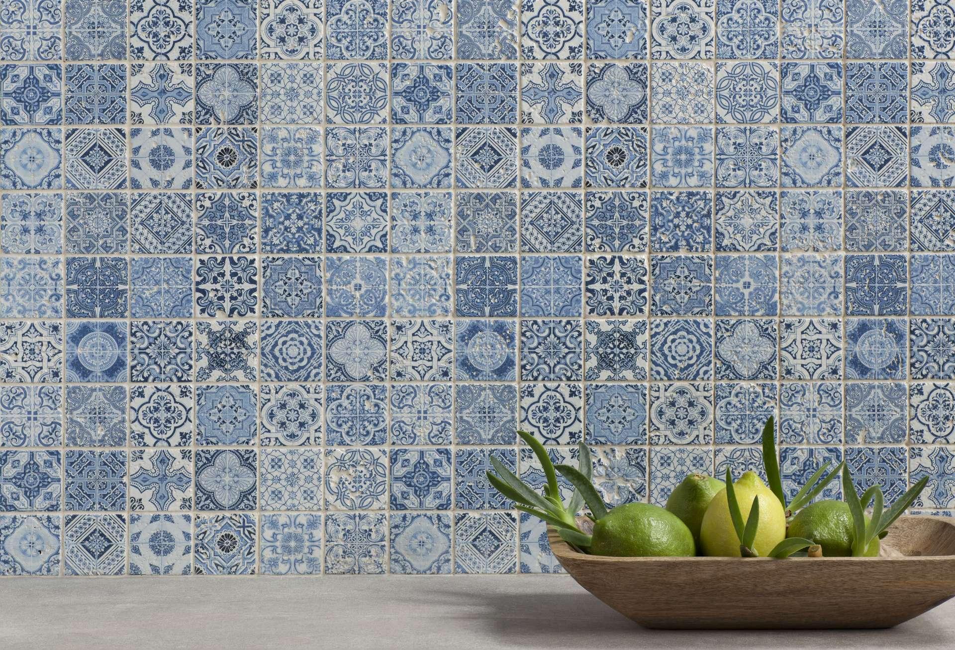Peronda Mosaik D Ocean 30X30