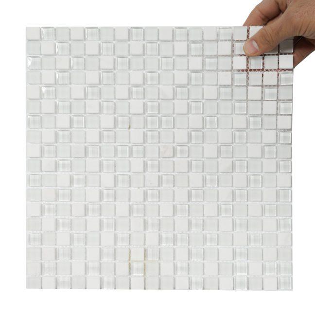 Kristallmosaik Snow Grouse