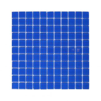 Kristallmosaik Blue