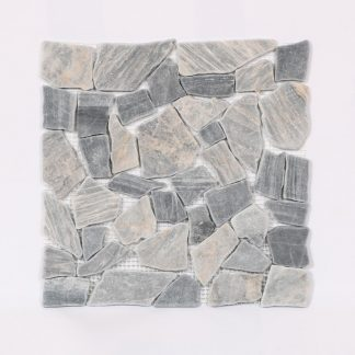 Natursten mosaik Grey Mix 30,5X30,5